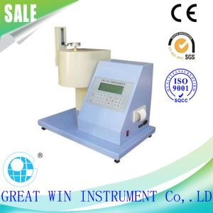 Mfr Plastic Melt Flow Index Testing Machine (GW-082A) pictures & photos