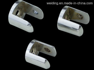 Stainless Steel Glass Fitting Shelf Clamp pictures & photos