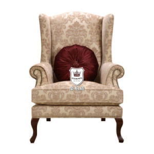 Luxury Salon Chair in Club with Round Cushion pictures & photos