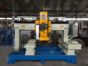 Fhrc-230/460-4 Marble Granite Handrail/Column/Balustrade Cutting Machine pictures & photos