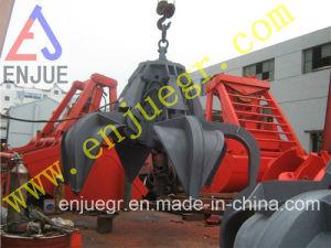 Hydraulic Petel Grab for Discharging Steel Scrap Rock pictures & photos
