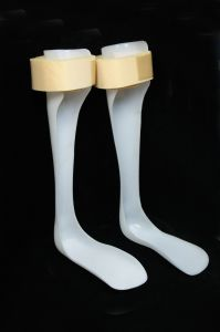 Swedish Posterior Leaf Spring Orthosis Afo Orthopedic PE Brace Splint (3309142) pictures & photos
