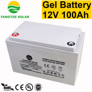 Deep Cycle 100 AMP Hour Battery pictures & photos