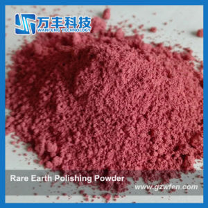 High Grade Red Polishing Powder for Glass pictures & photos
