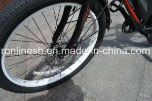 250W350W/500W Man Style MTB Fat Tire Snow Electric Bikes/MTB Fat Electric Bicycle/MTB Fatty E Bike/Fat Tyre Snow Bicycle/MTB Fat Tire Pedelec En15194 pictures & photos