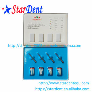 Dental Straight/Spiral Glass Fiber Post of Dental Hospital Medical Lab Surgical Diagnostic Equipment pictures & photos