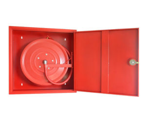 Fire Hose Cabinet with Vision Panel Window pictures & photos