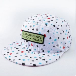 5 Panel Camp Cap pictures & photos
