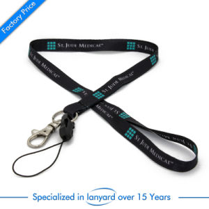 Promotional Sublimation Printed Neck Card Lanyard pictures & photos