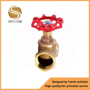 API Brass Water Control Globe Valve with Handwheel pictures & photos