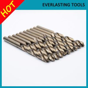 HSS Twist Drill Bits M35 for Drilling Stainless Steel