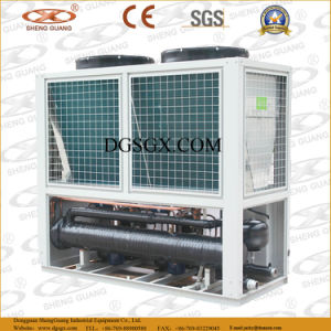 Air Cooled Industrial Chiller with Danfoss Compressor and Ce pictures & photos