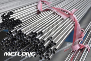 TP304L Precision Seamless Stainless Steel Hydraulic Line Tube pictures & photos