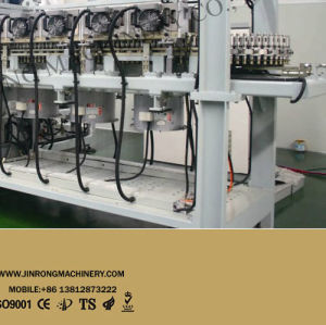 Full Automatic Rotary Pet and Plastic Bottle Blow Moulding Machinery pictures & photos