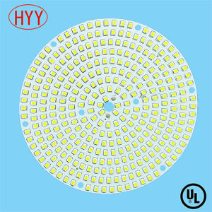 LEDs Assembled Fr4 LED Panel Lighting PCB (HYY-020) pictures & photos