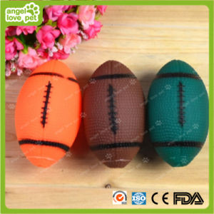 Vinyl Rugby Pet Toys Dog Chew Product pictures & photos