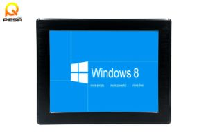 15 Inch Wall Mounted Waterproof Touch Screen Panel Computer PC pictures & photos