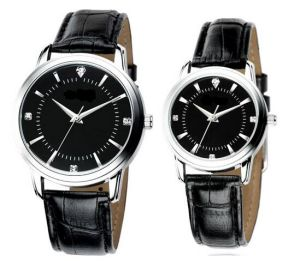 Yxl-302 New Fashion Couple Wrist Watches Quartz stainless Steel Watch Lovers Dw Trendy Women Men Watch pictures & photos