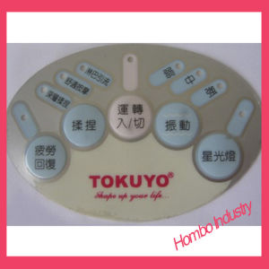 Customize Waterproof Flexible Membrane Switch pictures & photos