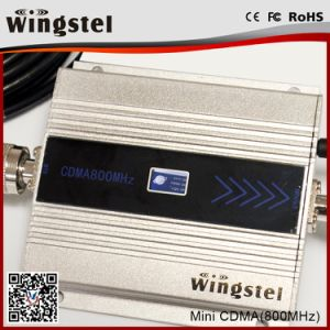 Lte 4G CDMA 850MHz Mini Size Cell Phone Signal Booster with LCD pictures & photos