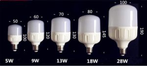 New Product T Shape E27 LED Column Bulb 13W pictures & photos