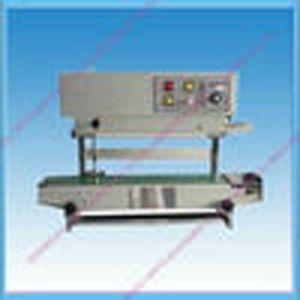 Vertical Type Plastic Film Sealing Machine pictures & photos