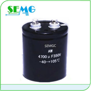 Aluminum Electrolytic Starting Capacitor 400V8200UF with ISO Ce RoHS Approval pictures & photos