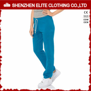 Top Selling High Quality Blank Blue Jogger Pants (ELTJI-14) pictures & photos