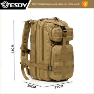 9 Colors Level III Medium Molle Assault Bag Outdoor Backpack pictures & photos