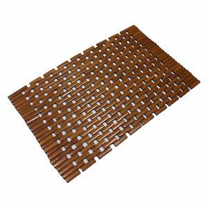 Natural Bamboo Block Tablemat for Tabletop & Flooring pictures & photos