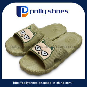 Casual Men Slippers New Design Plush Funny Slippers pictures & photos