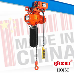 0.5ton Electric Chain Hoist for Electric Trolley Type pictures & photos