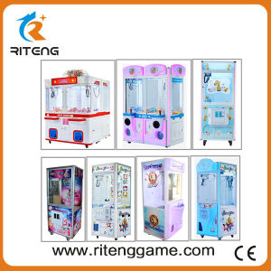 Supermaket Indoor Games Amusement Claw Crane Vending Machines pictures & photos