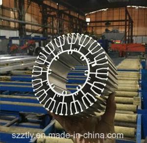 6063/6061 Big Section Aluminium/Aluminum Extrusion Heatsink pictures & photos