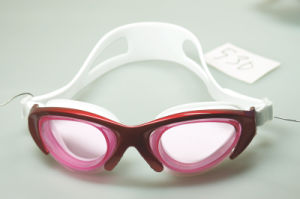 Liquid Silicone Super Soft Aqua Goggles pictures & photos