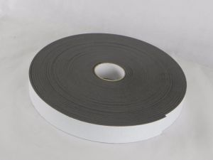 High Density Black Single Sided PVC Foam Tape pictures & photos