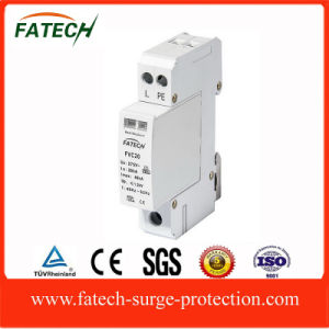 New design Single Phase AC SPD Lightning Surge Protection Device pictures & photos