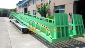 15 Ton Mobile Hydraulic Loading Dock Ramp (DCQY15-0.8) pictures & photos
