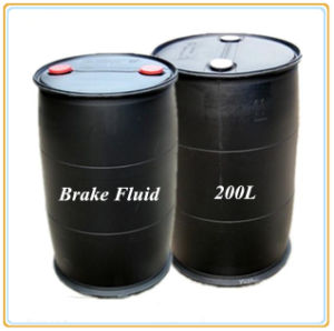 Wholesale 200 L Barrel Universal DOT 3 Brake Fluid Oil pictures & photos