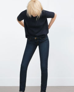 Fashioned Women Skinny Jean pictures & photos