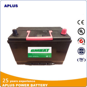 OEM Acceptable Maintenance Free Car Battery 105D31r 12V83ah JIS Standard pictures & photos