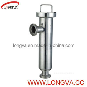 Wenzhou Manufacturer Stainless Steel Insulated Pipe Filter pictures & photos
