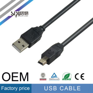 Sipu Factory Price Male to Female 2.0 USB Extension Cable pictures & photos
