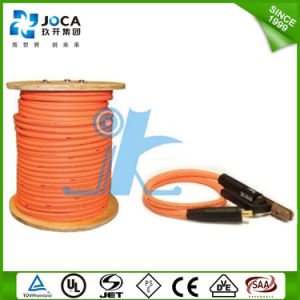 Single Core Flexible Copper Conductor Rubber 70mm2 70sqmm Welding Cable pictures & photos