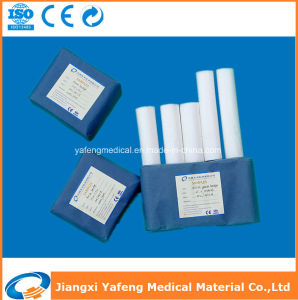 High Quality Medical Rolled Bandages for Fixing Dressings pictures & photos