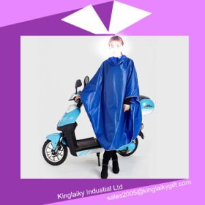 High Quality PVC Raincoat with Branding MOQ 1PCS RC016-001 pictures & photos