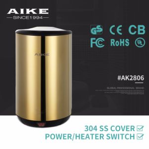 AK2806 Compact Size Hand Dryer for Bathroom with Strong Airflow pictures & photos