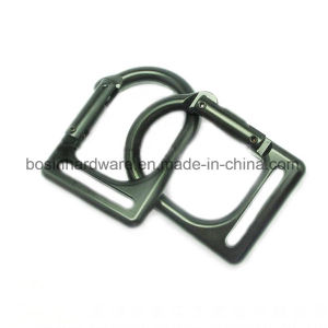 New Aluminum Carabiner Clip Hook pictures & photos