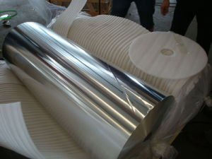 Household Aluminum/Aluminium Foil with Different Sizes, Alloy, Tempers pictures & photos