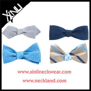 100% Silk Jacquard Woven Wholesale Bowtie Boys pictures & photos